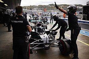 La mejores imágenes de la loca clasificación de la F1 en Sochi