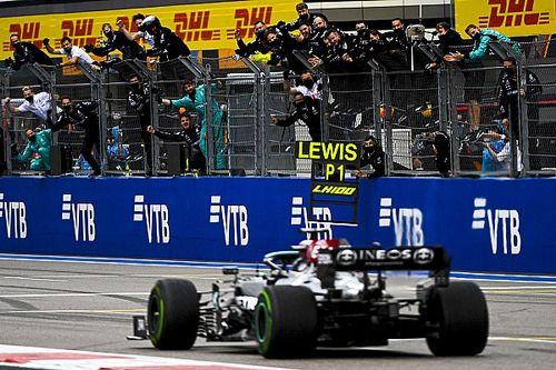 """F1: Após 100ª vitória, Wolff diz que Hamilton é """"o melhor que já existiu"""": """"Recordes falam por si só"""""""