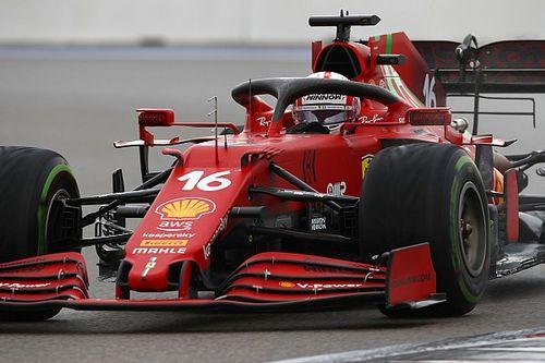 Inaki Rueda Jelaskan Penyebab Kekalahan Ferrari di GP Rusia