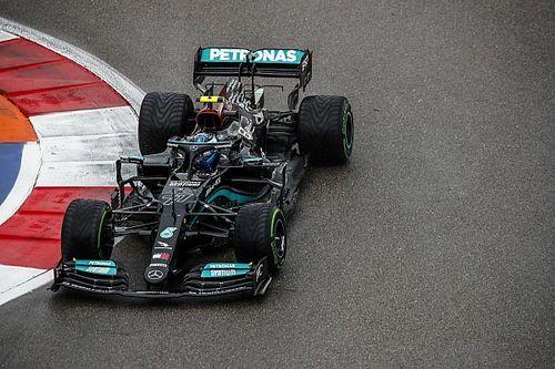 Bottas yeni motora geçti, grid cezası aldı!