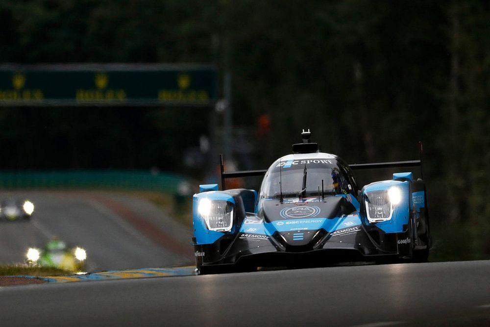 L'IDEC #17 forfait, Thomas Laurent privé du Mans