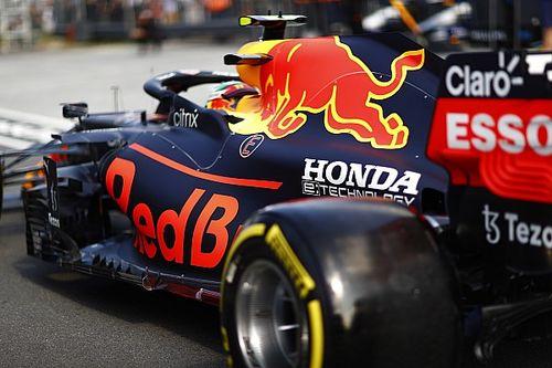 Pérez en Zandvoort: No me siento cómodo en el coche
