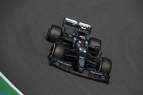 Aston Martin verwacht Vettel weer in actie in VT2 Dutch GP