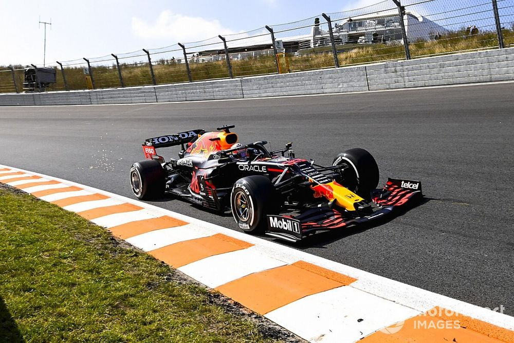 Pirelli has not altered F1 tyres for Zandvoort banking