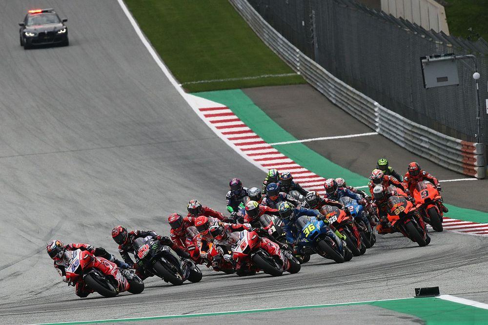 Estado del campeonato de MotoGP tras el GP de Austria