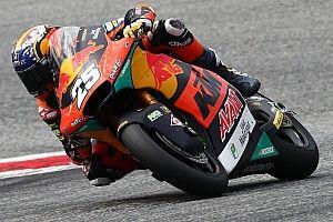 Austrian Moto2: Fernandez fends off Ogura for fourth win of 2021