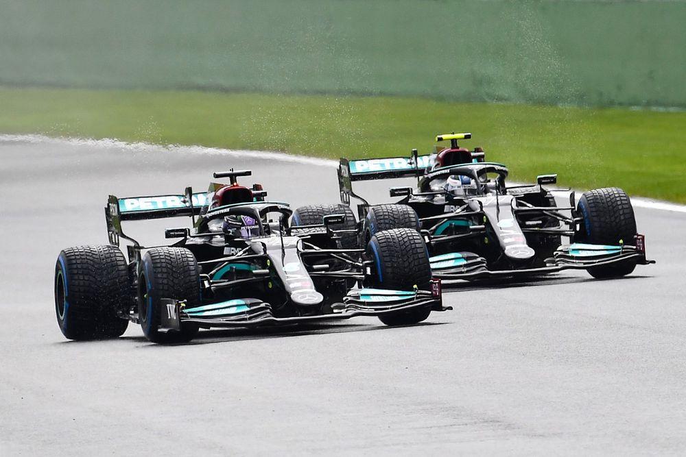 Mercedes hoopt dat keuze voor minder downforce goed uitpakt