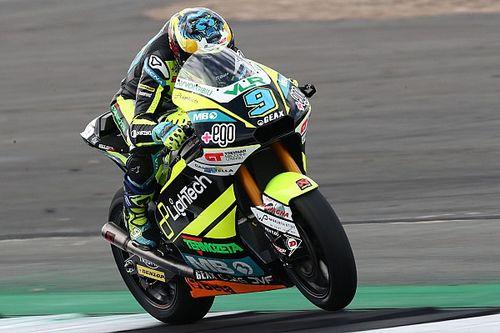 Hasil FP1 Moto2 Aragon: Jorge Navarro Ungguli Sam Lowes