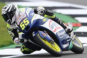Hasil Moto3 Inggris: Fenati Sempurna, Acosta Gagal 10 Besar