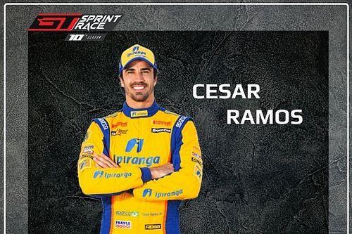 GT Sprint Race: Cesar Ramos estreia na categoria em Tarumã