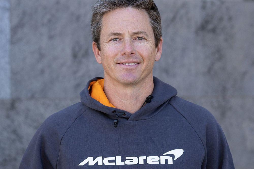 McLaren sięgnął po Fousta
