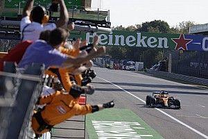 Ricciardo fa tornare grande la McLaren, Norris completa il gioco
