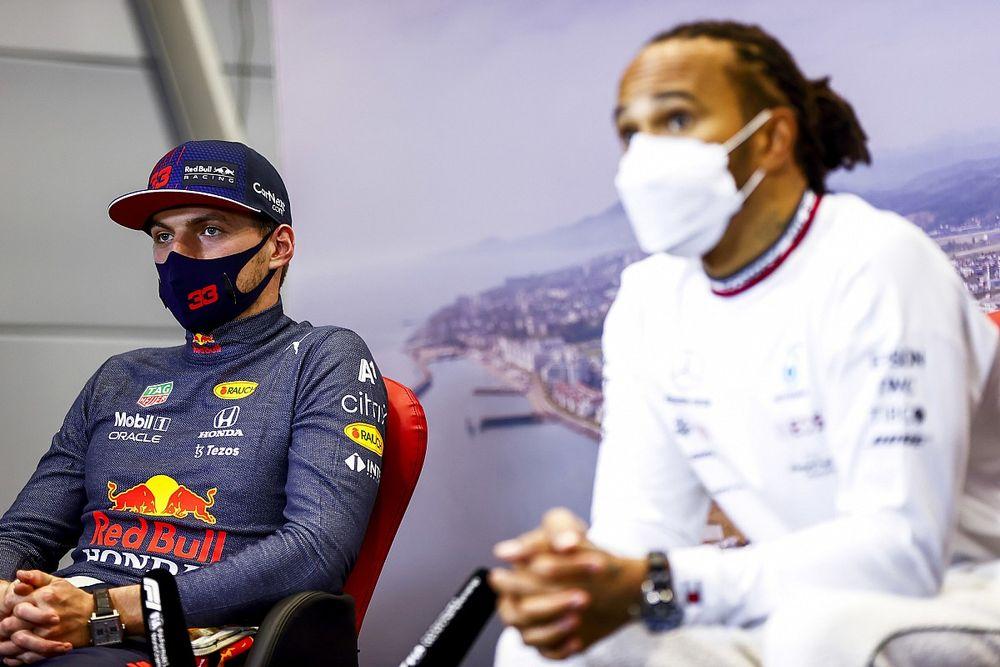 """Villeneuve: Verstappen """"fölényben van"""", Hamilton a gyengeség jeleit mutatja"""