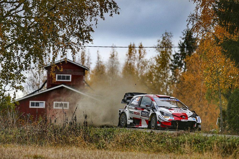 WRC, Rally Finlandia, PS17: Evans ipoteca la vittoria