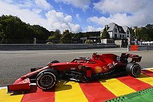 """Sainz: """"No estamos al nivel en Spa, pero hay margen de mejora"""""""