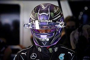 """Hamilton, """"frustrado"""" con la estrategia de Mercedes en Turquía"""