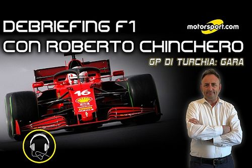 "Podcast, Chinchero: ""Ferrari protagonista. Brava a provarci"""