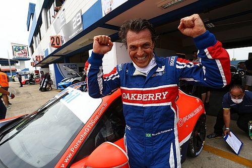Porsche Cup: Fontanari se emociona após primeira vitória na GT3 Cup Sport