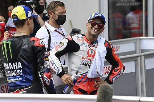 Qualifs - Martín de retour en pole, Quartararo passe tout près