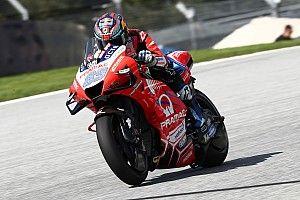 MotoGP, Stiria: Martin in pole nell'1-2 Ducati, ma Quartararo è 3°