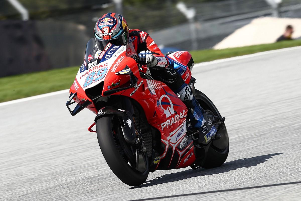 MotoGP Styrian: Martin raih pole setelah Quartararo membatalkan putaran terbaik