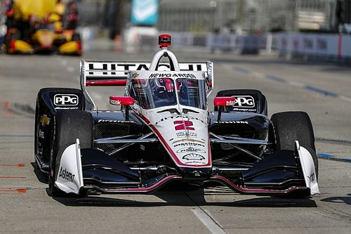 Indy: Newgarden é pole e pode ser campeão, mas Palou é décimo; Castroneves larga em terceiro