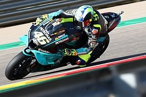 Valentino Rossi: Tak Mudah Tentukan Ban untuk MotoGP Aragon