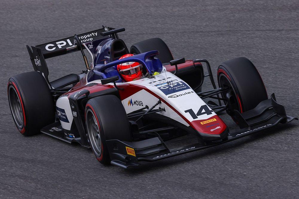 "F2: Enzo Fittipaldi promete ""ir com tudo"" para corrida de domingo"