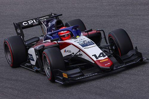 F2: Enzo Fittipaldi estreia em Sochi após primeira etapa na categoria