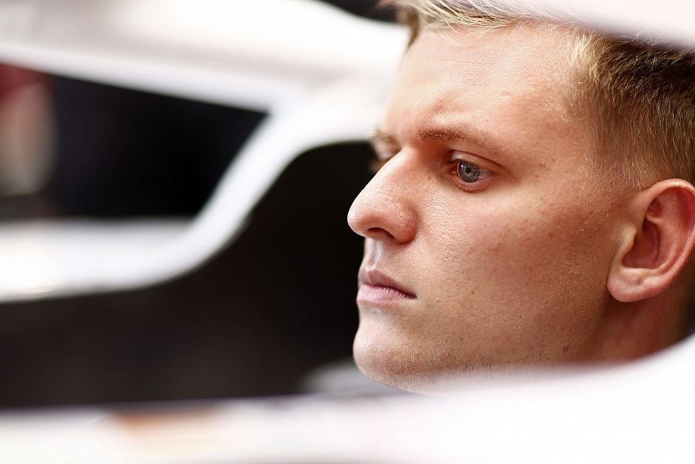 How Mick Schumacher is making his own F1 name