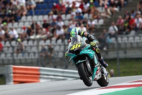Valentino Rossi Bertekad Tembus 10 Besar GP Austria