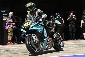 """Crutchlow: """"Quartararo, hızlı olmak için motosiklet ayarlarında özel bir şey yapmıyor"""""""