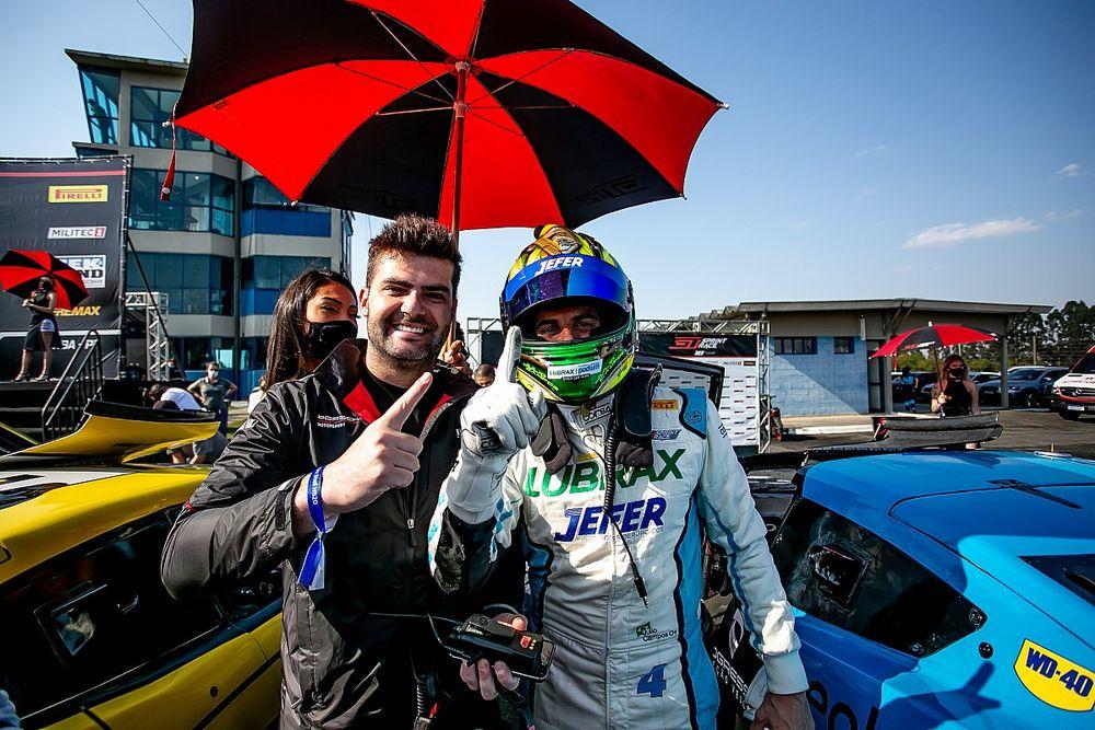 GT Sprint Race: Julio Campos escala todo o pelotão para vencer corrida 1 em Curitiba