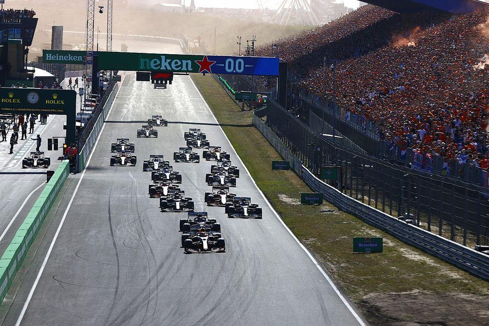 La F1 pense à transformer les Qualifs Sprint en Course Sprint