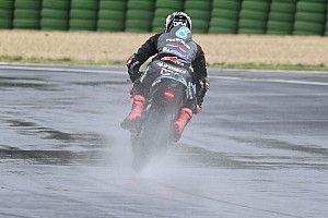 Fotogallery MotoGP: le Prove Libere bagnate del GP di San Marino
