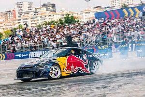 Canlı Yayın - Red Bull Car Park Drift Türkiye Finali başladı