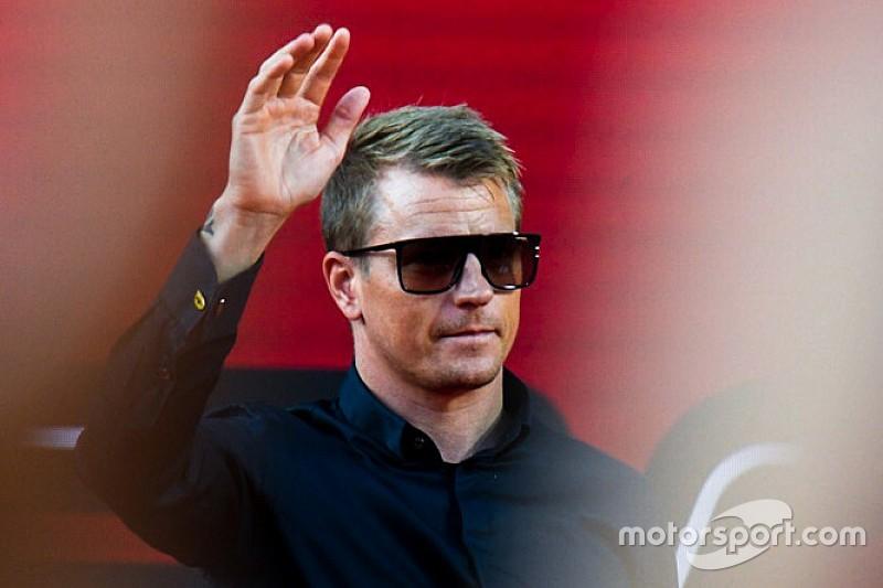 """Räikkönen: """"100 éve van ez a zászló, miért nem használjuk?!"""""""