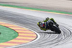Rossi, déçu, s'attendait à mieux en course