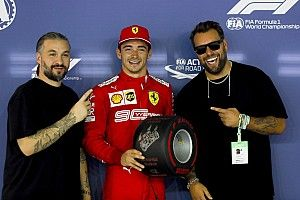 Leclerc, el piloto con más poles en la temporada