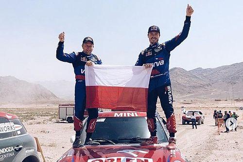 Przygoński triumfuje w Jordanii