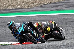 """Vietti: """"Que Valentino Rossi viniera a felicitarme fue una pasada"""""""