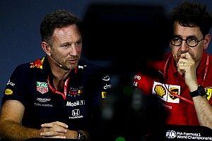 """Ferrari: """"Bevriezing krachtbronnen voor ons geen prioriteit"""""""