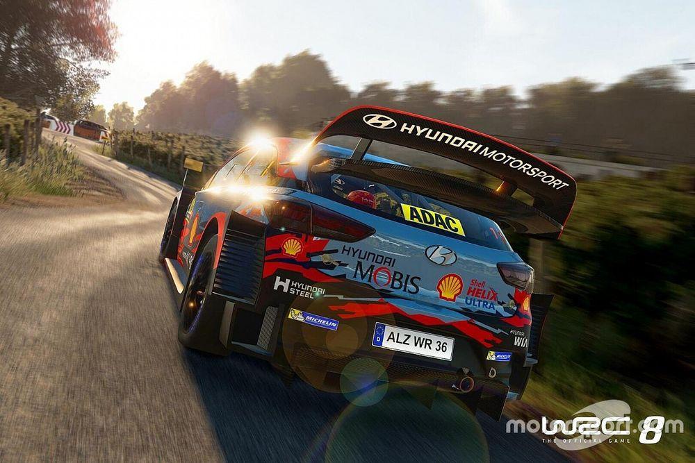 El WRC apuesta por los jóvenes pilotos para su 'simracing'