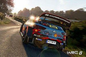 Вышла раллийная игра WRC 8