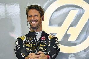 Grosjean elégedett az időmérővel, de tart a versenytől