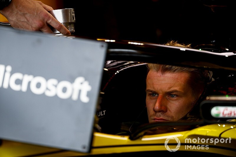 F1: Após especulação sobre Ocon na Renault, Hulkenberg responde