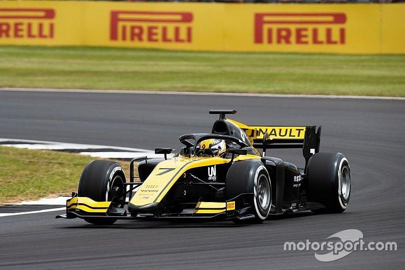 Silverstone F2: Zhou leads Virtuosi 1-2 in qualifying