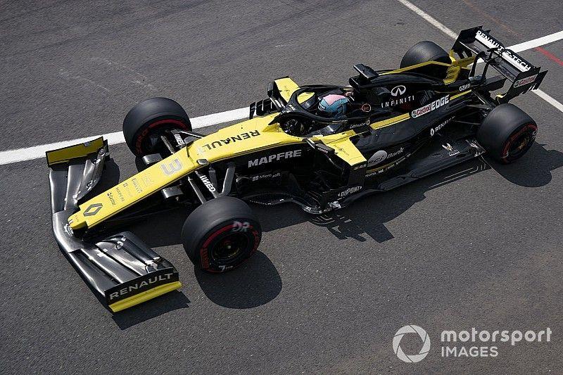 F1: Renault planeja mudanças substanciais para o carro de 2020