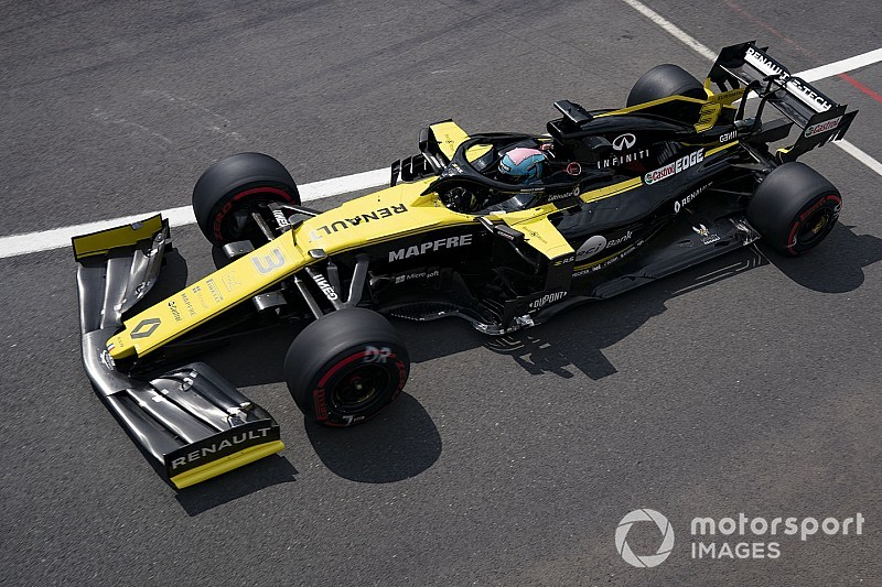 "Renault plans ""substantial changes"" for 2020 F1 car"