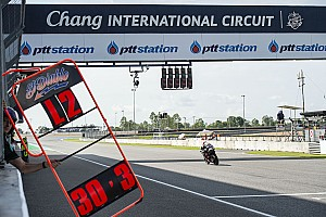 Il Coronavirus non ferma la MotoGP: in Thailandia si corre